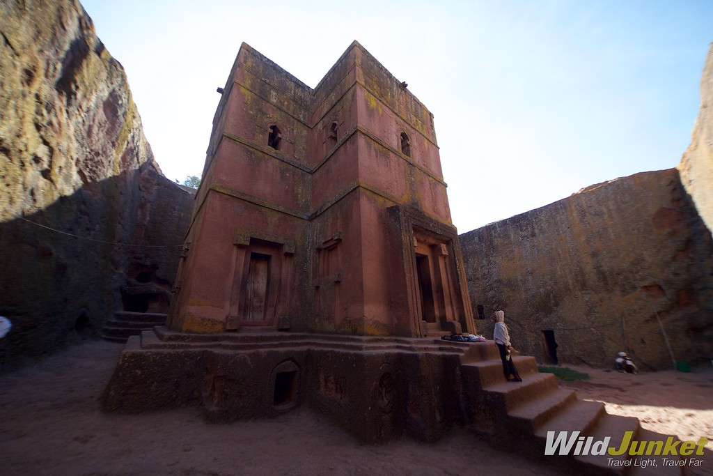 rock churches lalibela ethiopia