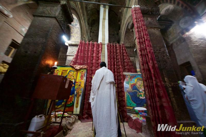 rock churches lalibela ethiopia