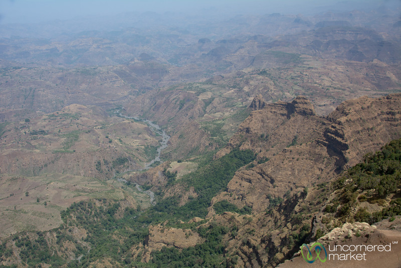 A River Runs Through the Simien Mountains - Ethiopia