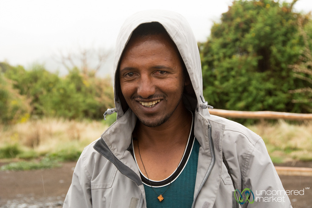 Our Simien Mountain Guide - Ethiopia