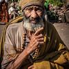 Man Near Chuch, Lalibela, Ethopia