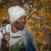 Woman, Lalibela, Ethopia