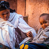 Mom and Boy, Lalibela, Ethopia