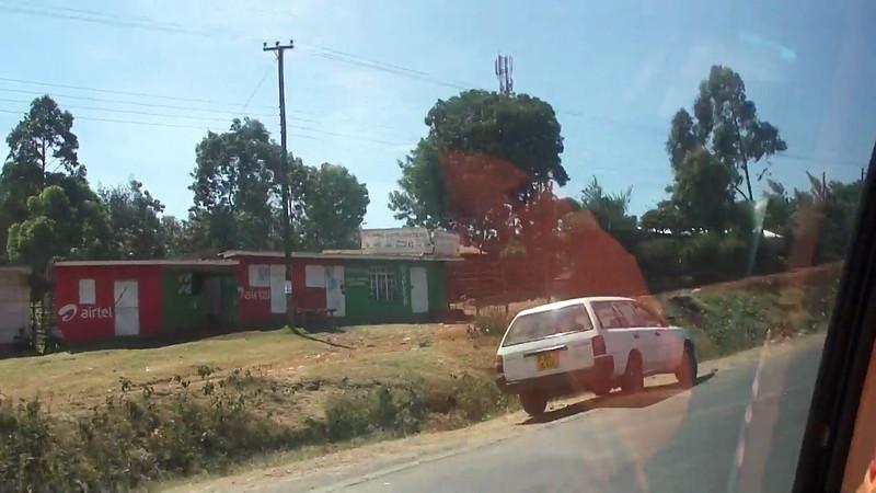 Nairobi scenery