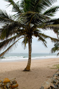 Back on the coast, but now in Ghana...
