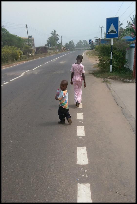 Parting shot: Elmina