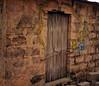 Traditional medicine house, Ouidah, Benin