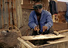Metalworker, Kumasi, Ghana