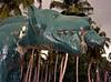 Vodun statue, Ouidah, Benin