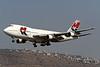 "9G-MKJ Boeing 747-244BF ""MK Air Cargo"" c/n 22170 Athens-Hellenikon/LGAT/ATH 20-09-00 (35mm slide)"