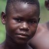 Dignified young boy; Benso, Ghana