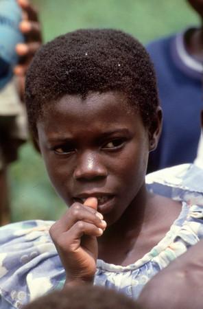 Girl; Benso; Ghana