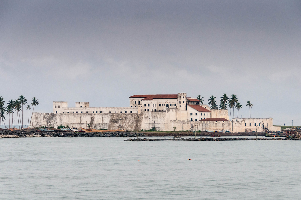 UNESCO World Heritage Site #271: Forts and Castles, Volta, Greater Accra, Central and Western Regions