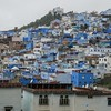 Chefchaouen, the blue city...