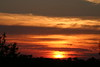 Another glorious sunset taken from Aloe Ridge
