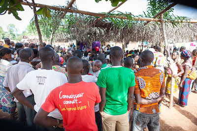 Ivory Coast - UNICEF - Open defecation project