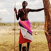Samburu Warrior - Child