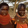 Native Turkana Women