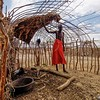 Samburu Village - Hut