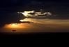 Sunset, Masai Mara NP