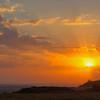 Sunrise at Masai Mara