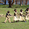 Local Church Dancers, Lake Naivasha Kenya