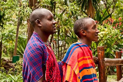 Masai Village, Kenya