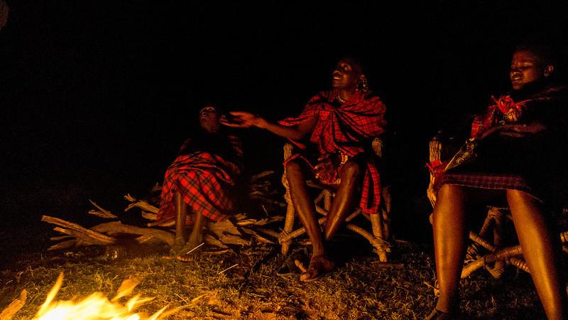 Maji Moto Cultural Camp