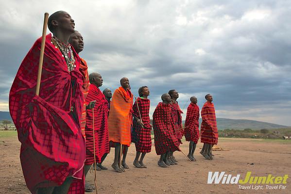 Keeping Cultures Alive: the Masai People of Masai Mara
