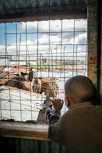 Kibera Slum and  School