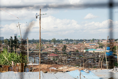 Kibera Slum and  School