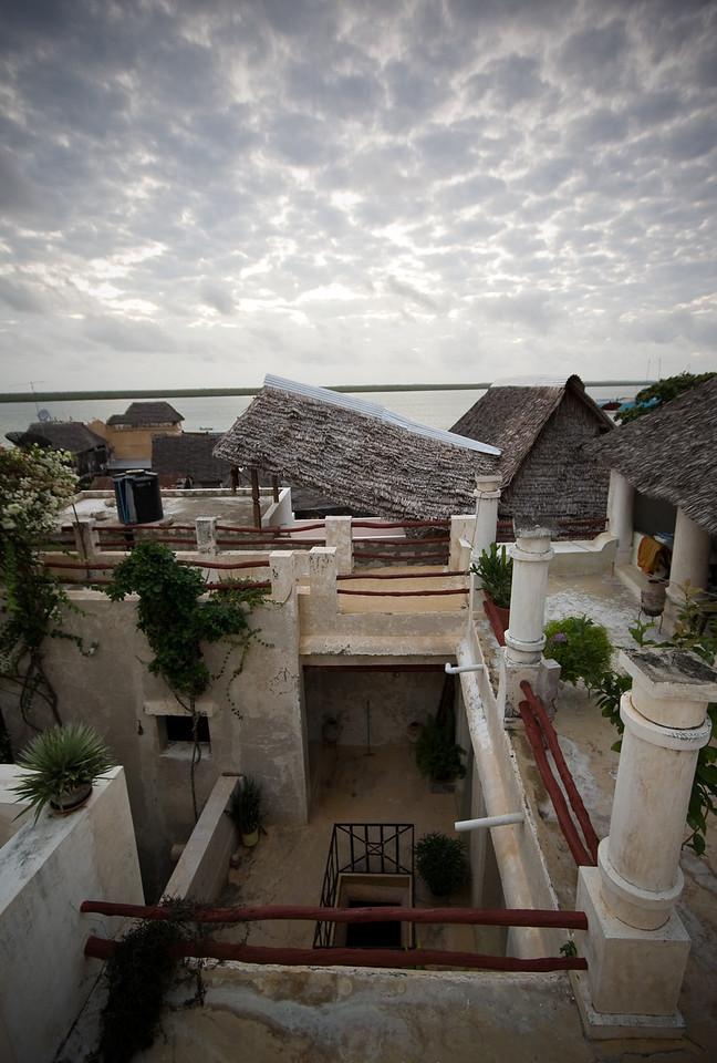 Lamu morning.