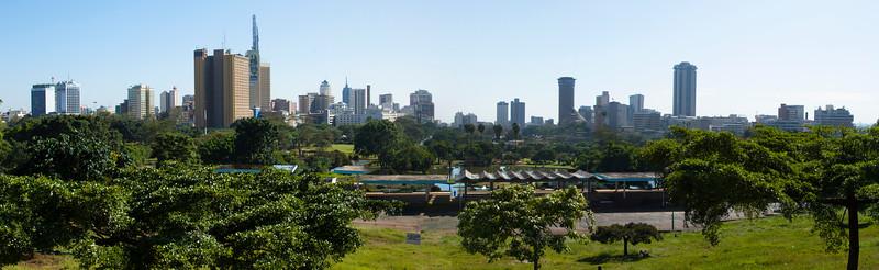 Nairobi, Kenya.  February 2016