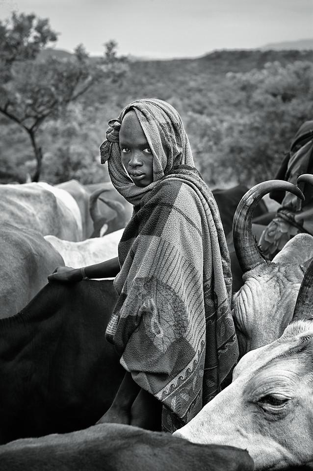 Kenya/Ethiopia 2011--Grayscale