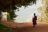Peaceful early morning stroll in Ukwala, Kenya