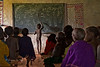 """Natural numbers"". Primary school class, Tulgit, Ethiopia"