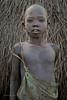 Surma boy. Tulgit, Ethiopia