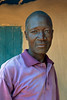 Dramatic recovery on ARVS. HIV patient one year later. Ugenya, western Kenya