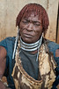 Bana woman, Key Afer Market, Ethiopia