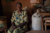 Village matron at home. Ugenya, Kenya