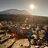 Mount Kilimanjaro - Shira 2 camp