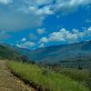 Climbing higher into the Drakensberg mountains