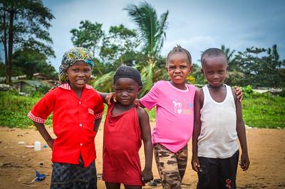 Kids of Monrovia