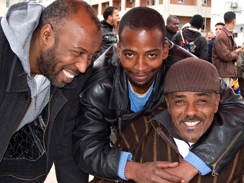 Men, Tripoli
