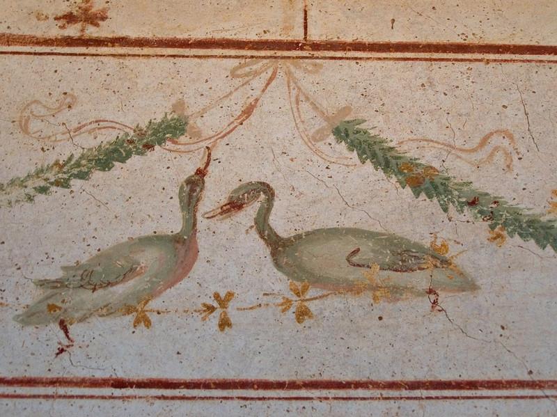 Fresco, Villa Silleen