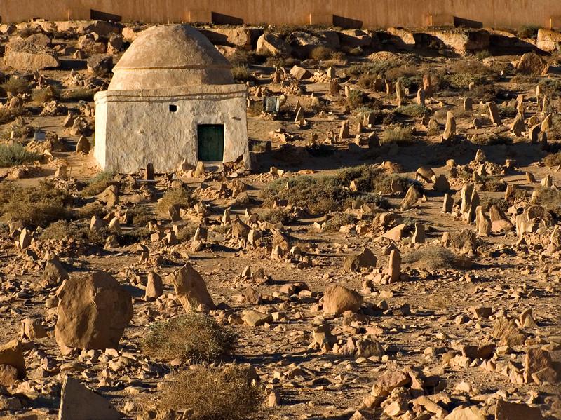 Cemetery, Ghadames