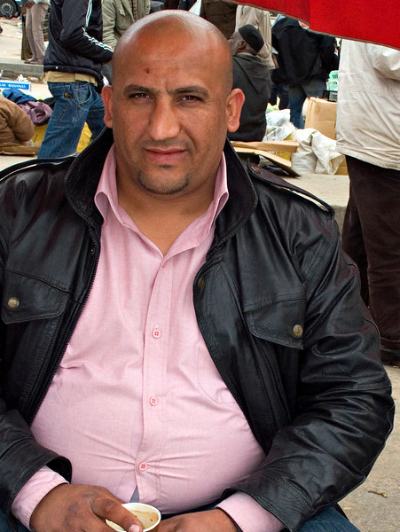 Man, Tripoli