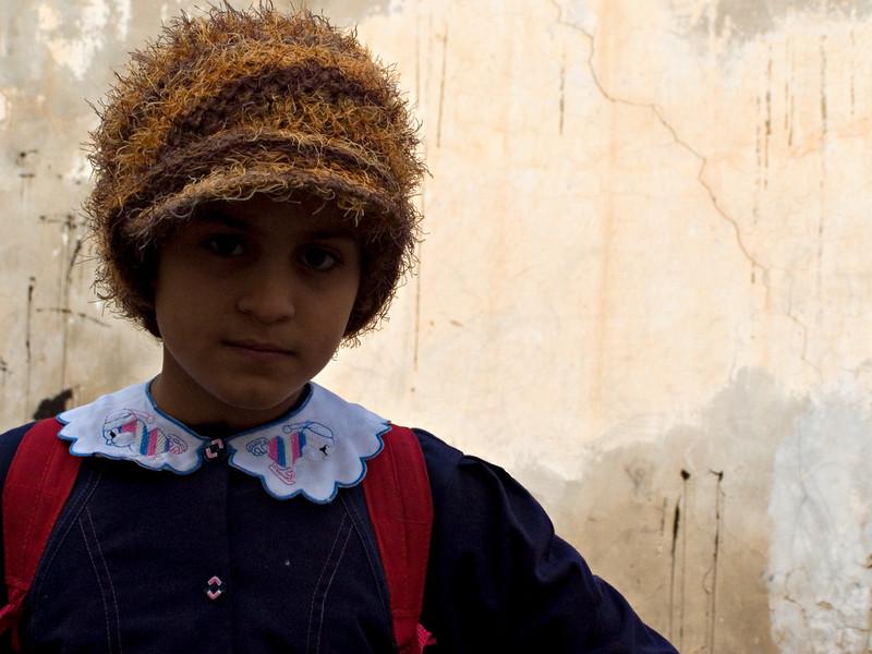 Girl, Tripoli