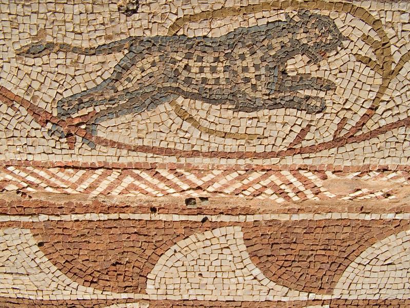 Mosaic, Villa Silleen