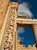 Column, Severan Basilica, Leptis Magna